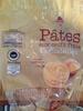 Pâtes aux œufs frais, Tagliatelles (Pâtes d'Alsace) - Product