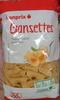 Gansettes - Produit