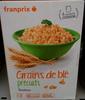 Grains de blé précuits tendres - Product