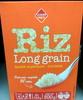 Riz long grain qualité supérieure - Produit