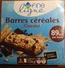 Barres Céréales Chocolat - Product