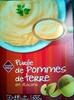 Purée de pommes de terre en flocons - Prodotto