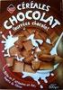 Céréales chocolat fourrées chocolat - Prodotto