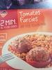 Tomates farcies et riz cuisiné - Product