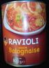 Ravioli sauce Bolognaise - Produit