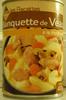 Blanquette de Veau à la Normande - Produit