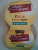 Pâté de campagne au porc breton - Prodotto