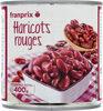 haricots rouges cuits - Produit