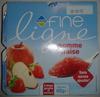 Fine ligne pomme fraise 400 g - Product