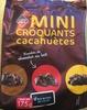 Mini croquants cacahuètes - Product