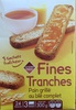 Fines Tranches - Product