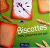 Biscottes très pauvres en sel (36 biscottes) - Produit