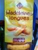 Madeleines Longues aux Œufs - Product