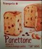Panettone aux raisins secs et écorces d'oranges confites - Product