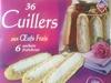 36 Cuillers aux Œufs Frais - Product