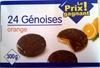 Génoises - Produit