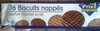 16 biscuits nappés - Prodotto