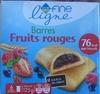 Fine Ligne Gourmandises Fruits Rouges - Produit