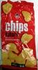 Chips nature blondes et croustillantes - Produit