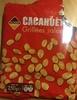 Cacahuètes grillées salées - Prodotto