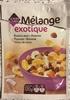 Mélange exotique - Product