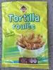 Tortilla roulée goût fromage - Produit