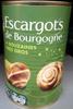 Escargots de Bourgogne 4 douzaines très gros - Produit