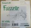 Faisselle - Prodotto