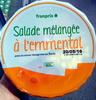 Salade mélangée à l'emmental - Produit