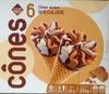 6 cônes saveur spéculoos - Produit