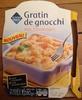 Gratin de gnocchi aux 3 fromages - Product