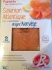 Saumon Atlantique fumé au bois de hêtre - Product