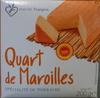 Quart de Maroilles - Produit