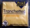 Tranchettes croque-monsieur - Prodotto