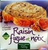 Fromage à tartiner - Raisin, figue et noix (27,9 % MG) - Produit