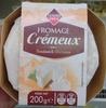 Fromage Crémeux (38% MG) - Produit