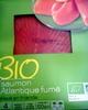 BIO Saumon Atlantique fumé - Product