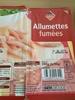 Allumettes fumées - Product