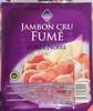 Jambon Cru Fumé de la Forêt Noire - Produit