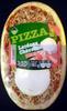 Pizza Lardons Chèvre - Produit