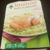 Saumon purée de brocolis - Produit