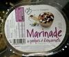 Marinade de poulpes et d'encornets aux olives vertes - Product