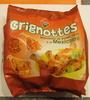 Grignottes - Manchons de poulet cuits à la mexicaine - Produkt