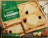 Pizza 4 Fromages - Chèvre, Emmental, Mozzarella, Gorgonzola. - Product