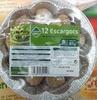 12 escargots de Bourgogne à la bourguignonne - Produit