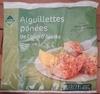 Aiguillettes panées de Colin d'Alaska, Surgelé - Produit