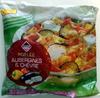 Poélée aubergines et chèvre - Product
