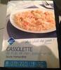 Cassolette de fruits de mer, poisson et riz - Product