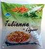 Julienne de légumes - Produit