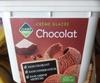 Crème glacée chocolat - Produit